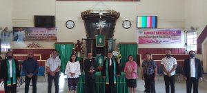 Pelantikan Tim Advokasi Hukum Jemaat GPM Lateri